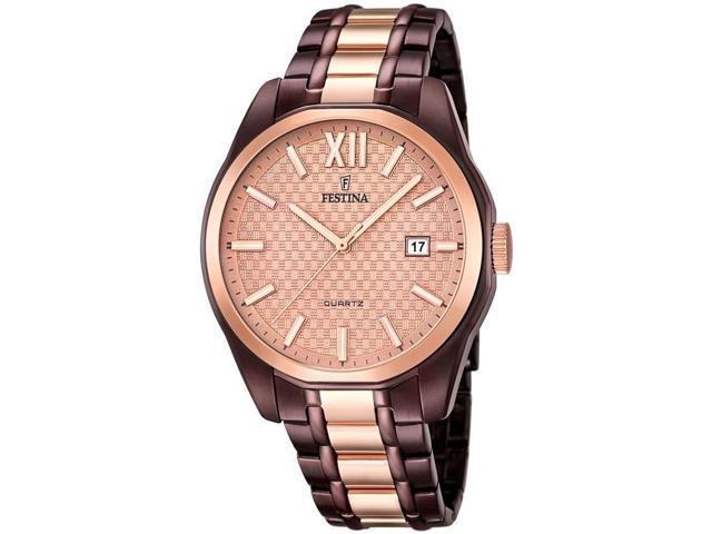 baadf4abe924 Mans F16855 1 de la colección de estilo BOYFRIEND FESTINA-reloj