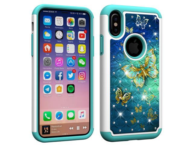11cf8e3e32b Aiyze Compatible Apple iPhone XS Case