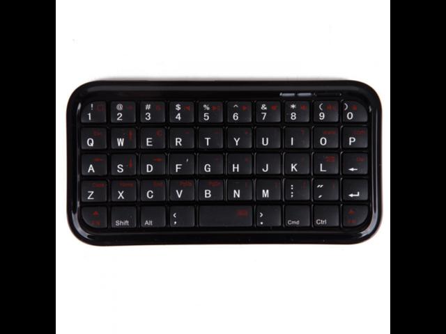 75f8a964584 Wireless Bluetooth 3.0 Keyboard Mini Pocket Size Tablet PS4 Phone Raspberry  Pi