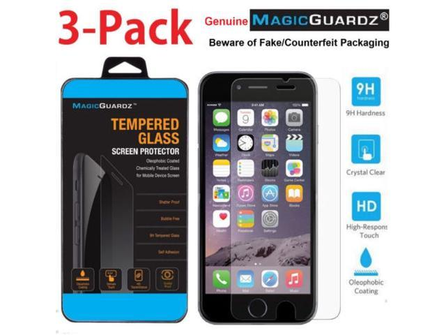 MagicGuardz® Premium Tempered Glass Screen Protector for Apple iPhone 7 Plus
