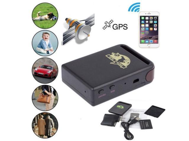 Mini SPY GSM GPRS GPS Car Tracker Vehicle Tracking Locator Device TK102B -  Newegg com