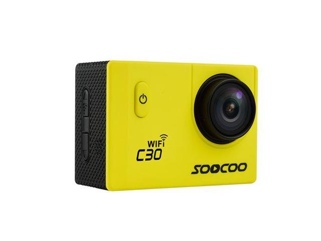 SOOCOO C30 NTK96660 4K Wifi Action Camera Gyro Diving 20MP 1080P/60FPS Full  HD Waterproof Action Cam - Newegg ca