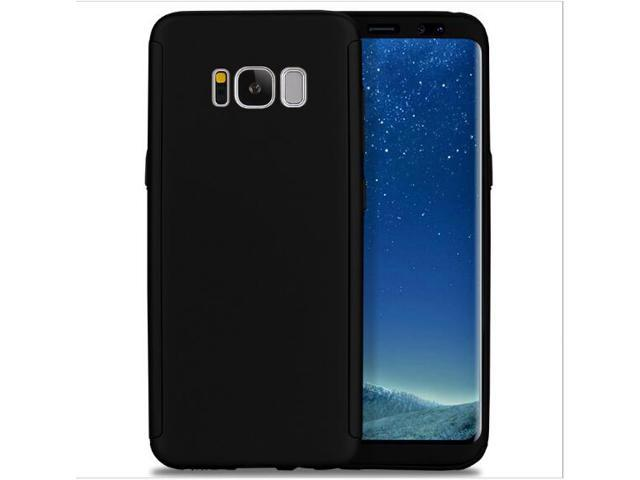 meet 69ca2 45a49 360 Degree Full Cover Case for Samsung Galaxy S8 with Tempered Glass Case -  Newegg.ca