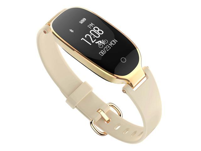 421254f08 Fashion S3 Bluetooth Smart Watch Women Ladies Heart Rate Monitor Fitness  Tracker Smart Watch for Android