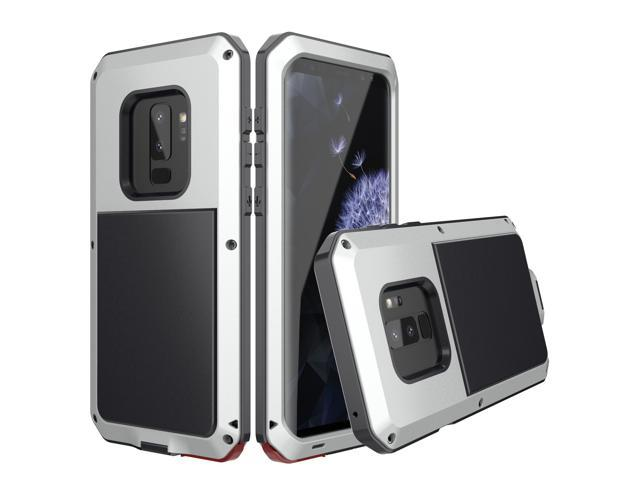 reputable site 72a28 80bb8 Anti Shock Hybrid Tough Heavy Duty Metal Waterproof Armor Case For Samsung  Galaxy S9 Plus - Newegg.ca