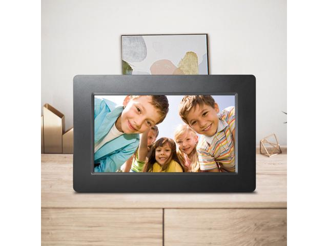 Sungale Dpf710 7 Inch Digital Photo Frame With 03 Ultra Slim