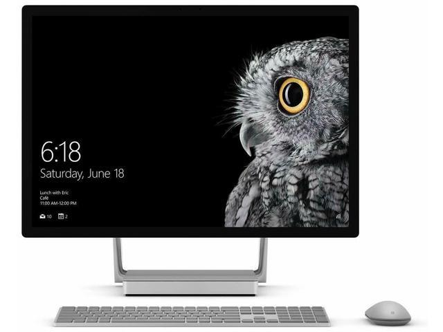 Microsoft Surface Studio (1st Gen) Intel Core i7 2TB, 32GB RAM LVT-00001