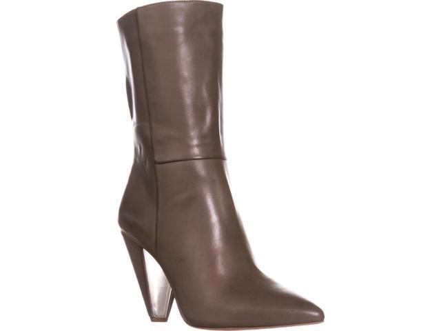 62472086d4d8 BCBG Generation Leslie Cone-Heel Booties