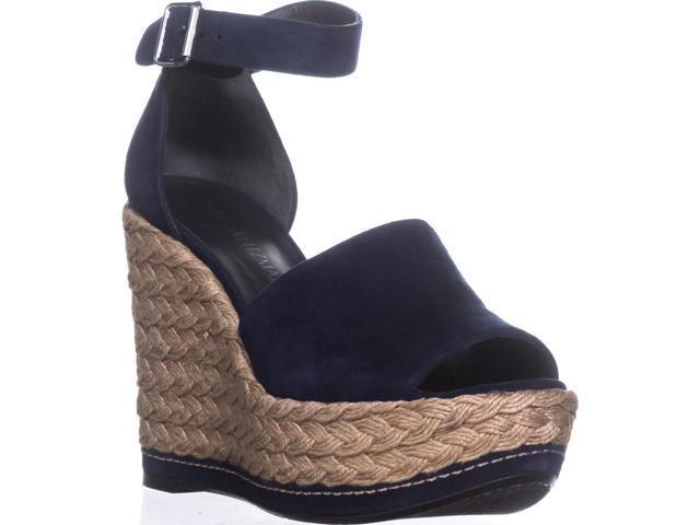 e62575cc641 Stuart Weitzman Sohojute Platform Wedge Sandals