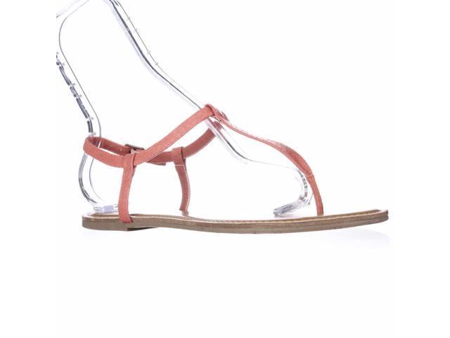 d4ed1603c0997 AR35 Krista Thong T-Strap Flat Sandals