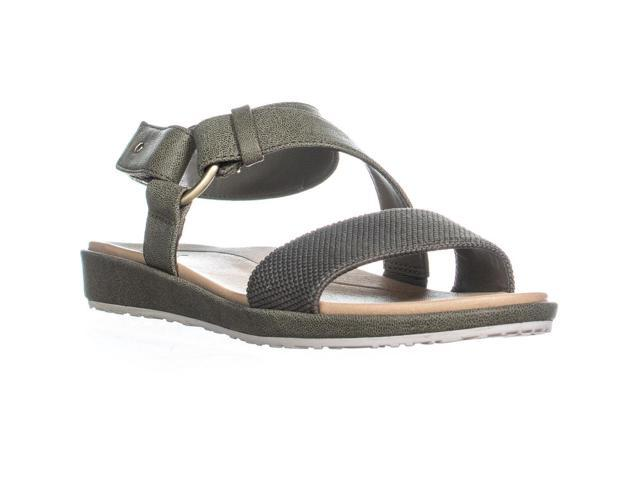 5203b3880b2e Dr. Scholl s Powers Velcro Flat Sandals