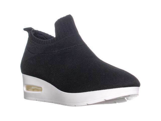 b2894960b16 DKNY Angie Slip-On Wedge Sneakers