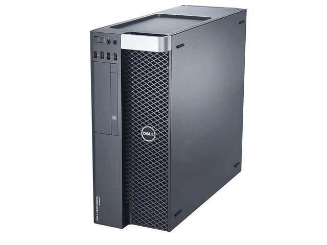 Refurbished: Dell Precision T3600 Intel Xeon 6 Core 3200 MHz 256Gig SSD  16GB DVD ROM Windows 10 Professional 64 Bit Desktop Computer - Newegg com