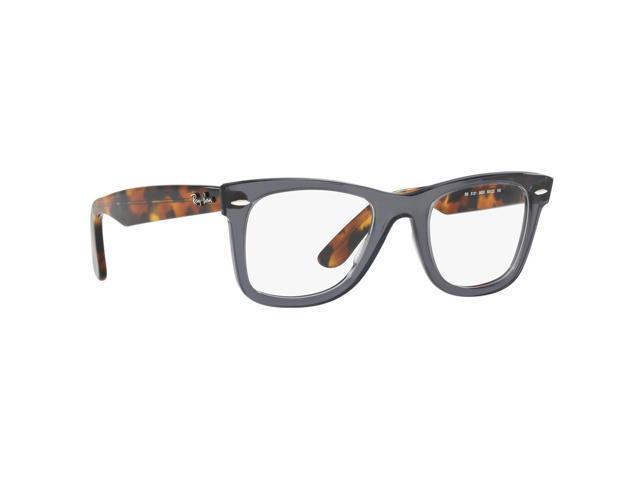 6178e8cc33 Ray-Ban RB5121 5629 Original Wayfarer Grey / Tortoise 47mm Lens Eyeglasses