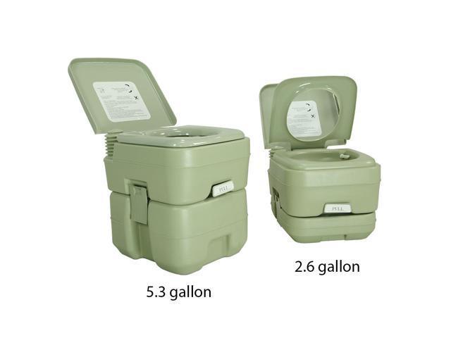 Portable Boat Toilet : Lusana studio new gallon travel outdoor camping boat portable