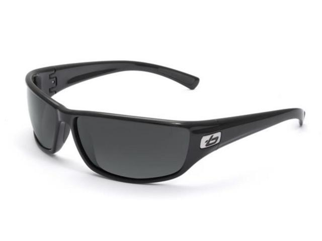 1cfa9318ac1 Bolle 11328 Python Sunglasses (Shiny Black Frames