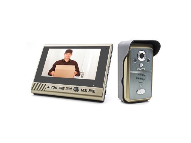 Wireless Motion Sensor Door Intercom System Door Wifi Camera Video Door Phone Dual Audio Video Intercom  sc 1 st  Newegg.com & Wireless Motion Sensor Door Intercom System Door Wifi Camera Video ...