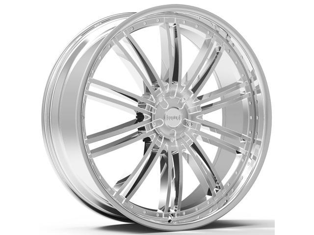6x5 5 25mm Chrome Wheel Rim
