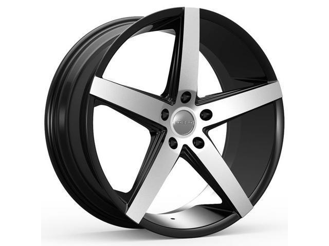 Machined Wheel