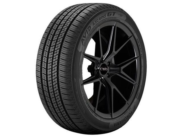 4-225/55R18 Yokohama Avid Ascend GT 97H Tires - Newegg.com