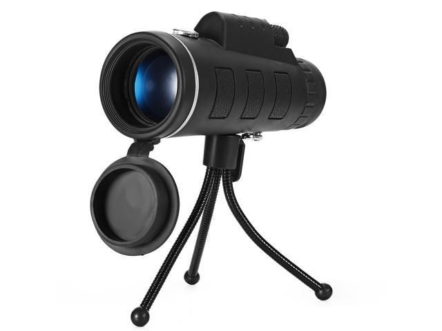 Monocular telescope night vision zoom scope for mobile