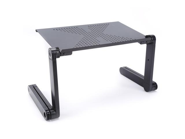 Fine Computer Desk Portable Laptop Table Adjustable Standing Desk Computer Notebook Stand On Bed Office Notebook Desks Newegg Com Home Remodeling Inspirations Propsscottssportslandcom