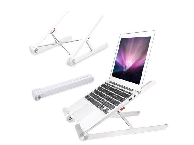 Adjule Laptop Computer Stand Desk Table Tray On Bed Holder