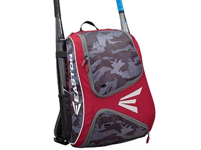 Easton E110bp Red Camo Bat Pack Backpack Equipment Bag Baseball Softball