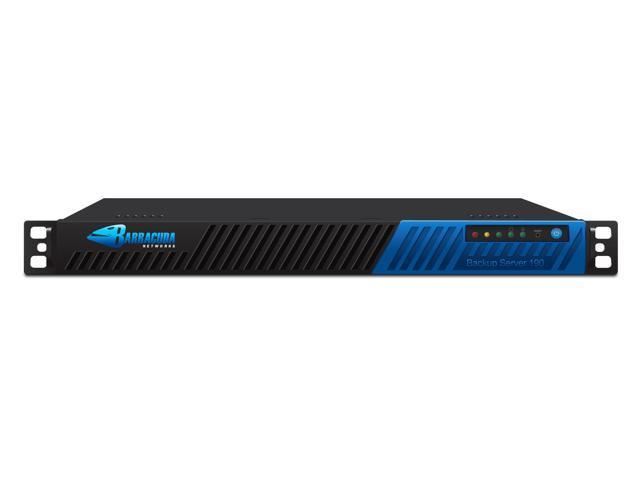 Barracuda Networks Backup Server 390 Newegg Com
