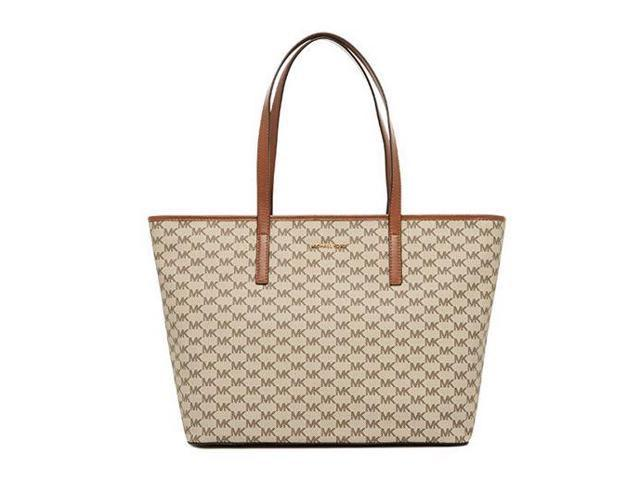 dacafb055742 Michael Kors Studio Heritage Collection Emry Large Top Zip Tote  30F6AE4T7V-969