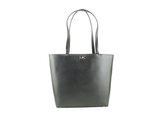 0c6d3d0756d627 MICHAEL Michael Kors Women's Medium Mott Tote, Black, One Size ...