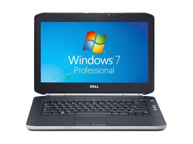 Refurbished: Dell Latitude E6420 Intel Core i5-2520M 2 50Ghz - 4GB - 160GB  Solid State (SSD) Hard Drive - DVDRW - Windows 7 Professional 64-Bit