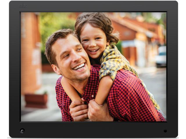 NIX Advance 15-Inch Hi-Res Digital Photo Frame with Motion Sensor ...