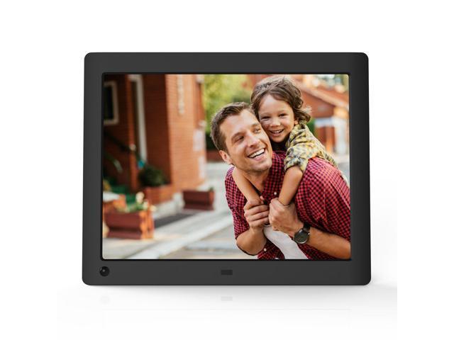 NIX Advance - 8 inch Hi-Res Digital Photo Frame with Motion Sensor (X08E) -  Newegg com