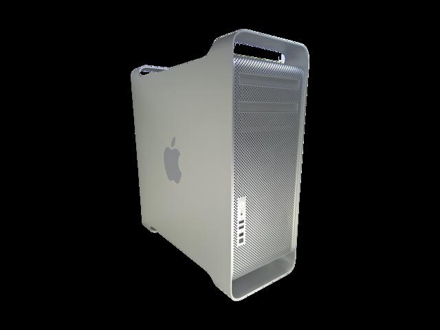 apple mac pro a1186 2x dual xeon 2.66