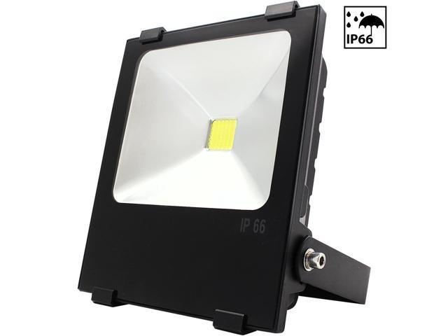 TORCHSTAR 50W High Power Outdoor 4300lm LED Security Flood Light, 6000K