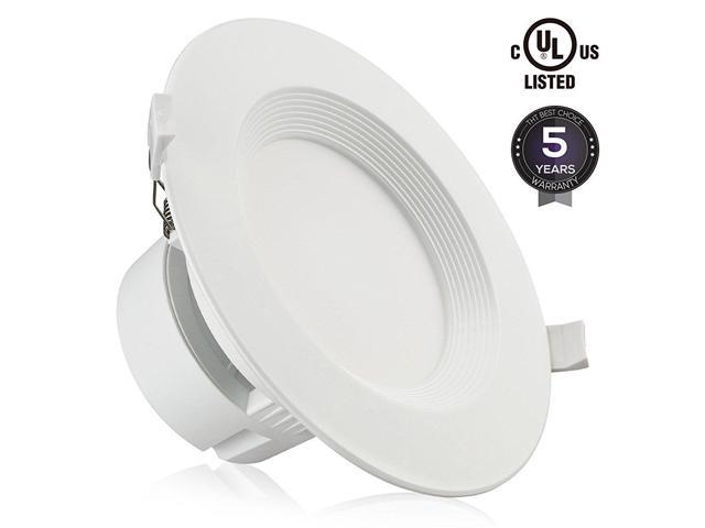 6 led recessed downlight with junction box 9w 80w equivalent 6 led recessed downlight with junction box 9w 80w equivalent dimmable led aloadofball Images