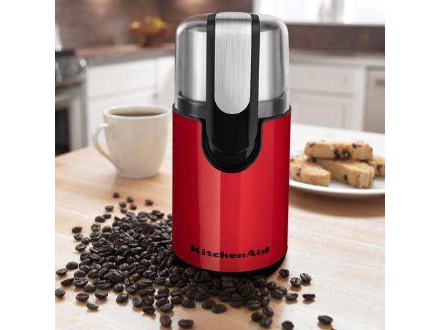 Kitchenaid Blade Coffee Grinder Empire Red