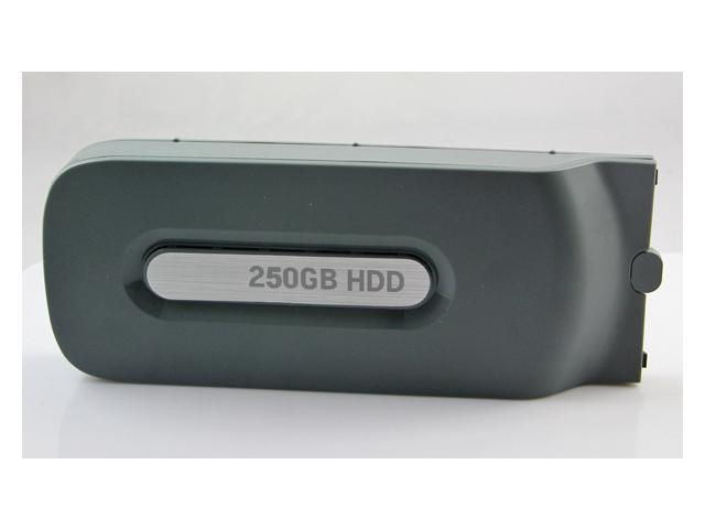 250GB 250G HDD External Hard Drive Disk Kit for Original xBox 360 Console Video Game (Althemax)