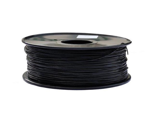 3d Printer Filament >> Hobbyking 3d Printer Filament 1 75mm Petg 1 0kg Spool Black