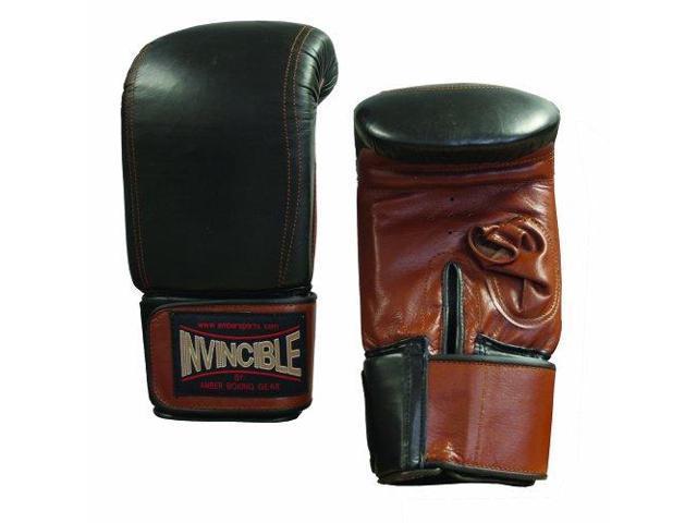 8541f8913b46b Amber Sporting Goods IBGV-12 Invincible Pro Super Bag Gloves 12 oz