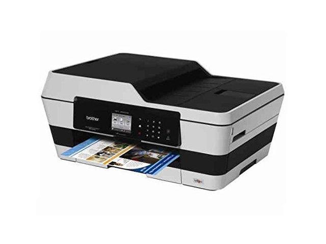 Brother Printer Mfc J6520dw Wireless Color Printer With Scanner