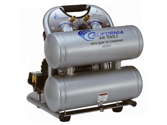 California Air Tools 15020C Ultra Quiet and Oil-Free 2.0 HP 15.0-Gallon Steel Tank Air Compressor