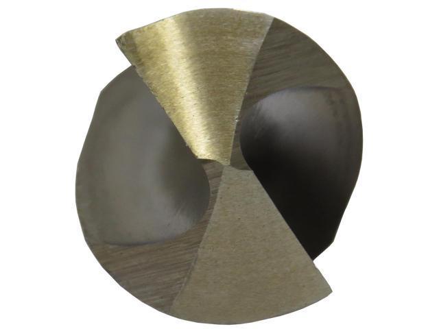 #43 Cobalt Heavy Duty Split Point Stub Drill Bit