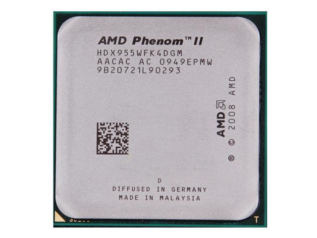 amd phenom ii x4 955 drivers