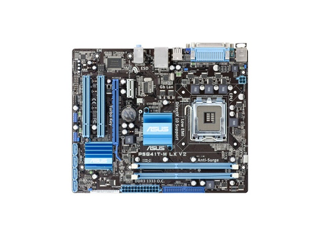 Asus P5G41T-M LX Driver for Windows 8