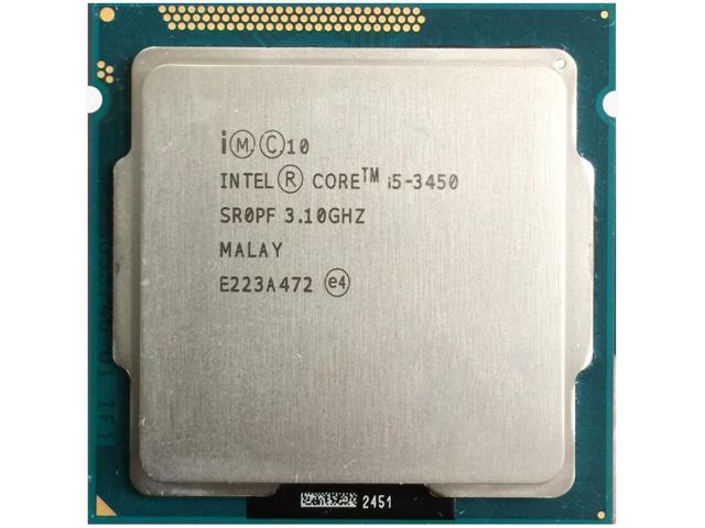 INTEL CORE I5 3450 WINDOWS VISTA DRIVER