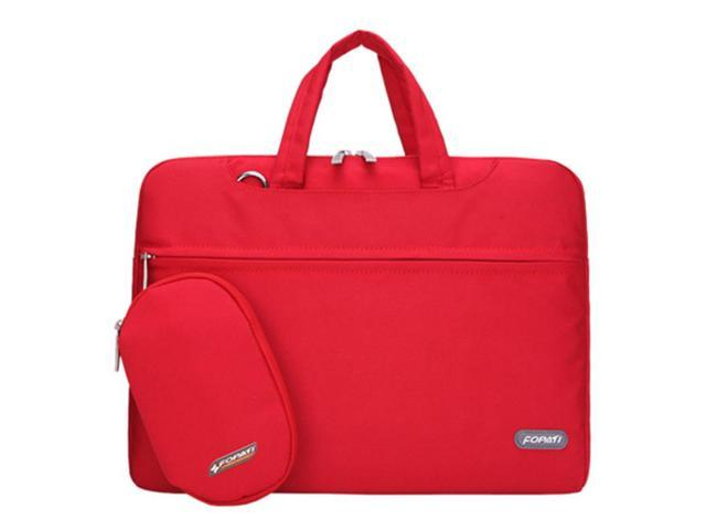 361ccc5d5b6b SODIAL FOPATI 11 inch Laptop Bag Notebook Shoulder Messenger Bag Men Women  Handbag Sleeve for Macbook