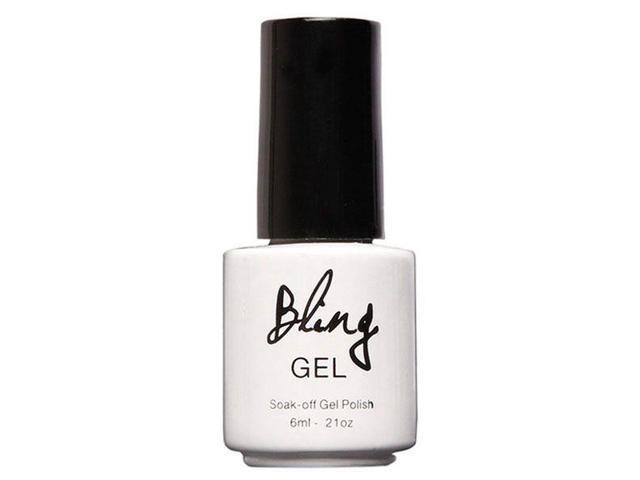 SODIAL FOCALLURE Bling Losweken UV Nail Gel Polish Long Term UV Nail ...