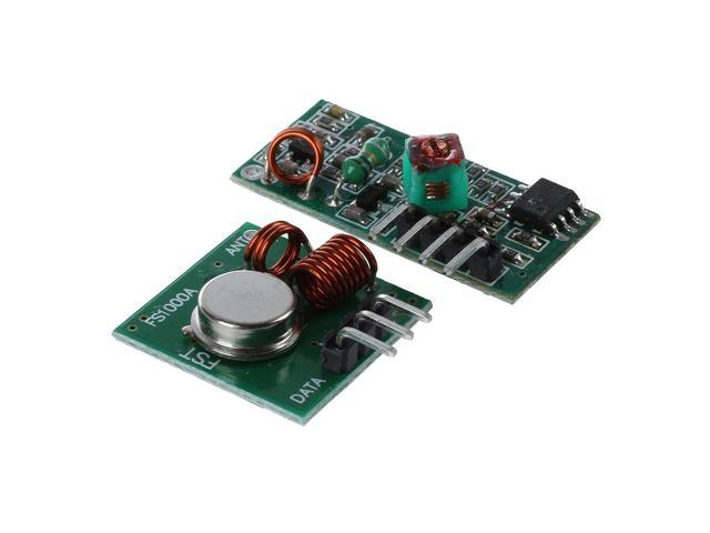SODIAL Wireless 433MHz Radio Transceiver Transmitter Receiver Module Remote  For Arduino - Newegg com